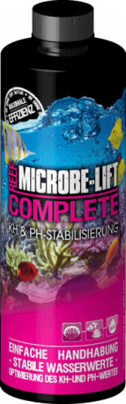 Microbe Lift COMPLETE KH & pH-Stabilisierung