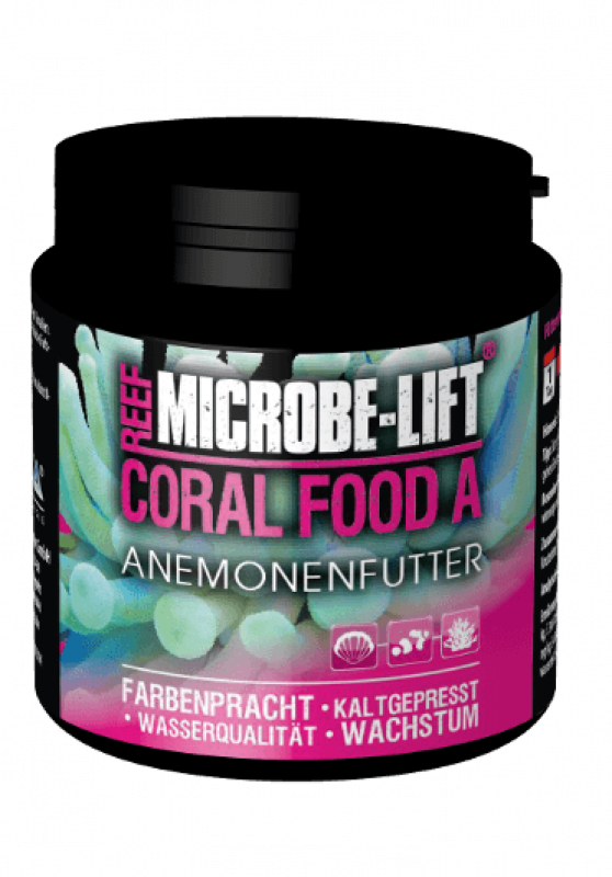 Microbe Lift CORAL FOOD A Anemonenfutter 120 g