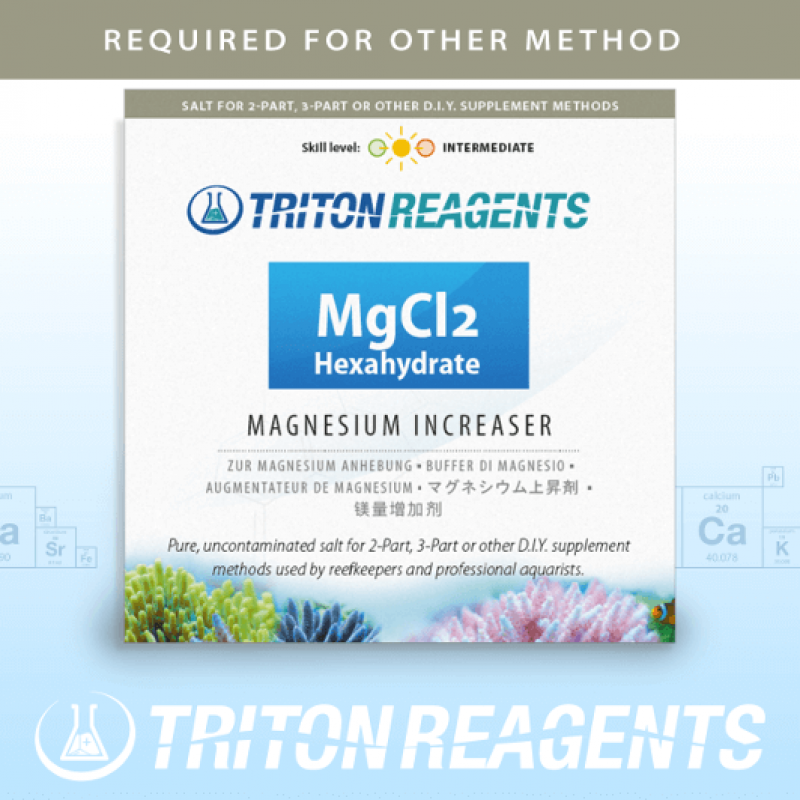 TRITON Magnesium Chloride Hexahydrate (MG) 4 kg