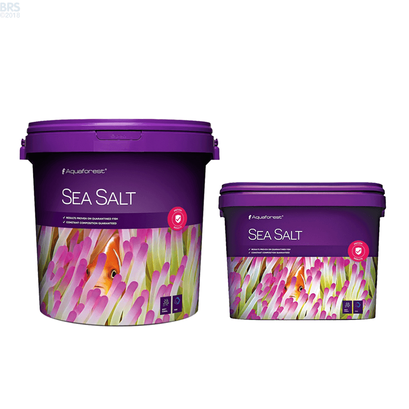 Aquaforest Sea Salt Meerwasser Salz 22 kg Eimer