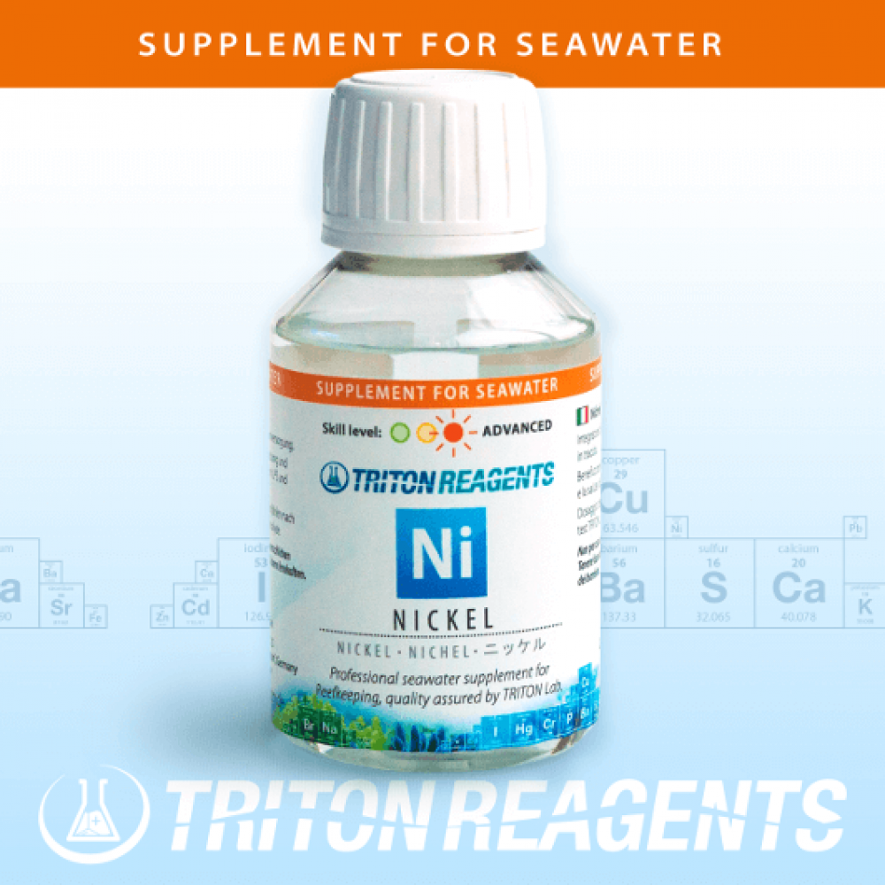 TRITON Reagents Nickel 100ml (Ni)